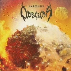 Obscura - Akróasis (Ltd Ed Red Vinyl)
