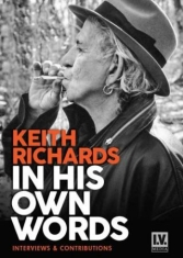 Keith Richards - In His Own Words (Dvd Documentary)