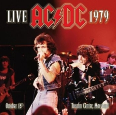 AC/DC - Live At Towson Center Md 1979