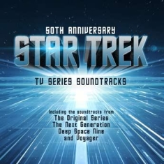 Star trek - 50Th Anniversary - Tv Soundtracks