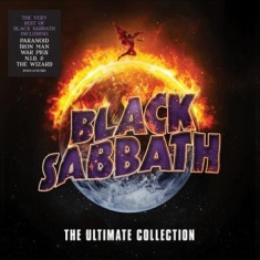 Black Sabbath - The Ultimate Collection (4-Lp
