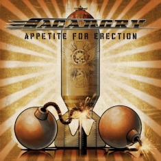 Ac Angry - Appetite For Erection (+Cd)