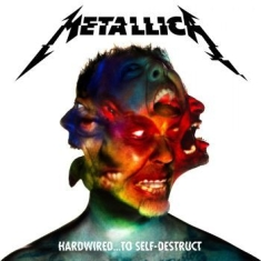 Metallica - Hardwired... To Self-Destruct (3Cd)