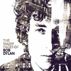 Blandade Artister - Many Faces Of Bob Dylan