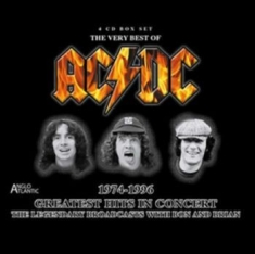 AC/DC - The Very Best Of (4Cd)