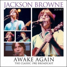 Jackson Browne - Awake Again (2 Cd) Live Montreux 19