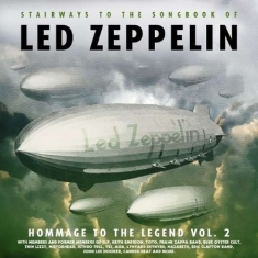 Led Zeppelin Tribute V/A Hommage To - Led Zeppelin Tribute V/A Hommage To