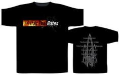 At The Gates - T/S Bullet Hole (M)