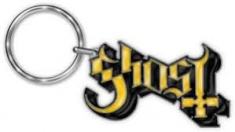 Ghost - Key Ring Logo