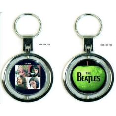 The beatles - Key Chain Premium: Let it Be (Spinner)
