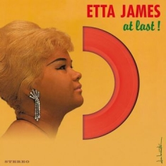 Etta James - At Last! - Coloured Vinyl