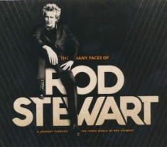Blandade Artister - Many Faces Of Rod Stewart