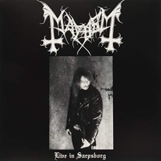 Mayhem - Live In Sarpsborg (Clear Vinyl)