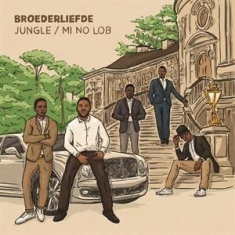 BROEDERLIEFDE - Jungle/Mi.. -Coloured-