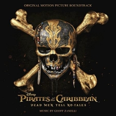Filmmusik - Pirates Of The Caribbean: Dead Men