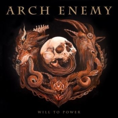 Arch Enemy - Will To Power (Black LP+CD)