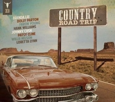Country Road Trip - Various