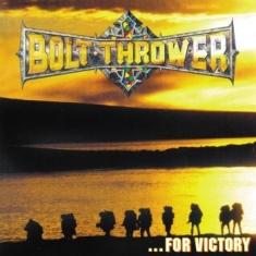 Bolt Thrower - For Victory (Fdr Mastering)