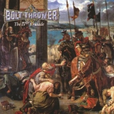 Bolt Thrower - Ivth Crusade The (Fdr Mastering)