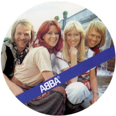 "Abba - The Name Of The Game (7"" Picture Di"