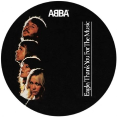 "Abba - Eagle (7"" Picture Disc)"