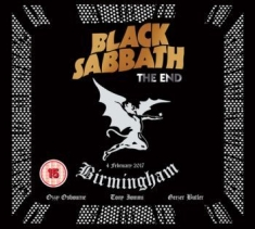 Black Sabbath - The End (3Lp)
