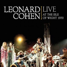 Cohen Leonard - Leonard Cohen Live At The Isle Of W