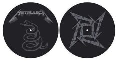 Metallica - The Black Album - Slipmat