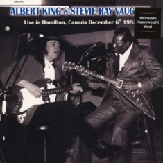 King Albert/Vaughan Stevie Ray - Chch Studios Hamilton Canada 1983