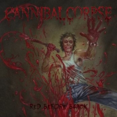 Cannibal Corpse - Red Before Black