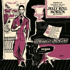 Morton Jelly Roll - Piano Solos