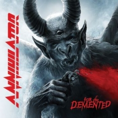 Annihilator - For The Demented (Vinyl)