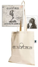 Cyhra - Ultimate Pack Tote Bag + CD +LP