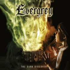 Evergrey - Dark Discovery The (Digipack)