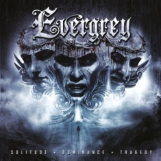 Evergrey - Solitude, Dominance, Tragedy (Digip