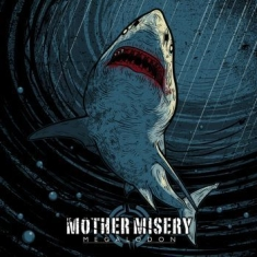 Mother Misery - Megalodon (Blue Vinyl)