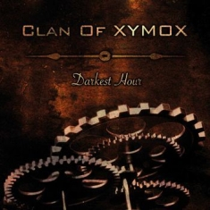Clan Of Xymox - Darkest Hour (Ltd Clear Vinyl)