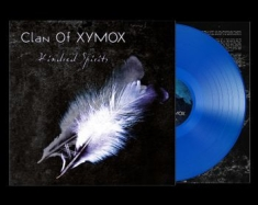 Clan Of Xymox - Kindred Spirits (Ltd Blue Vinyl)