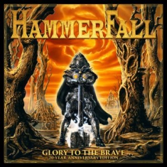 Hammerfall - Glory To The Brave Remastered (2 Lp
