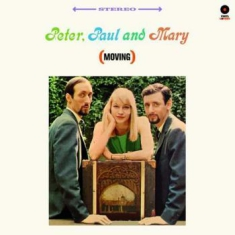 Peter, Paul & Mary - Moving (180G.)