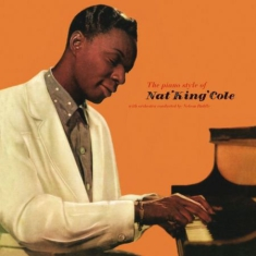 Nat King Cole - The Piano Style Of Nat King Cole - 180 Gram Vinyl