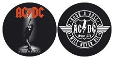 AC/DC - Let There be rock / Rock and Roll SLIPMATS