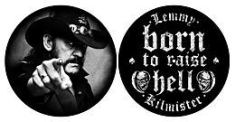 Lemmy - Born To Raise Hell SLIPMATS