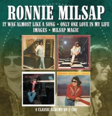 Ronnie Milsap - It Was Almost Like A Song / Only On