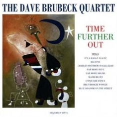 Brubeck Dave (Quartet) - Time Further Out
