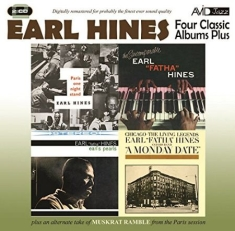 Earl Hines - Four Classic Albums Plus