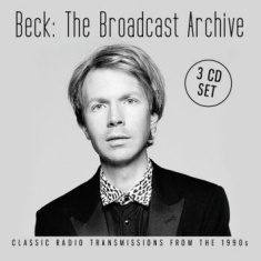 Beck - Broadcast Archives The (3 Cd)