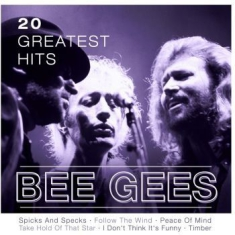 Bee Gees - 20 Greatest Hits-Ltd.Edit