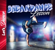 Blandade Artister - Breakdance Lesson