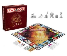 Queen - The Queen Monopoly